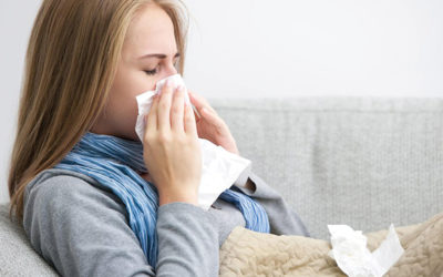 How to Tell if it's the Flu or a Cold