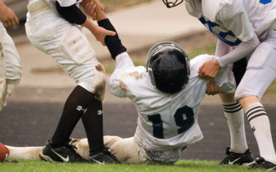 How to spot and react to youth sports concussions