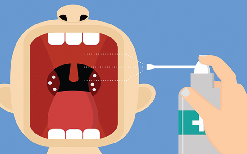 How do I know if my sore throat is serious?